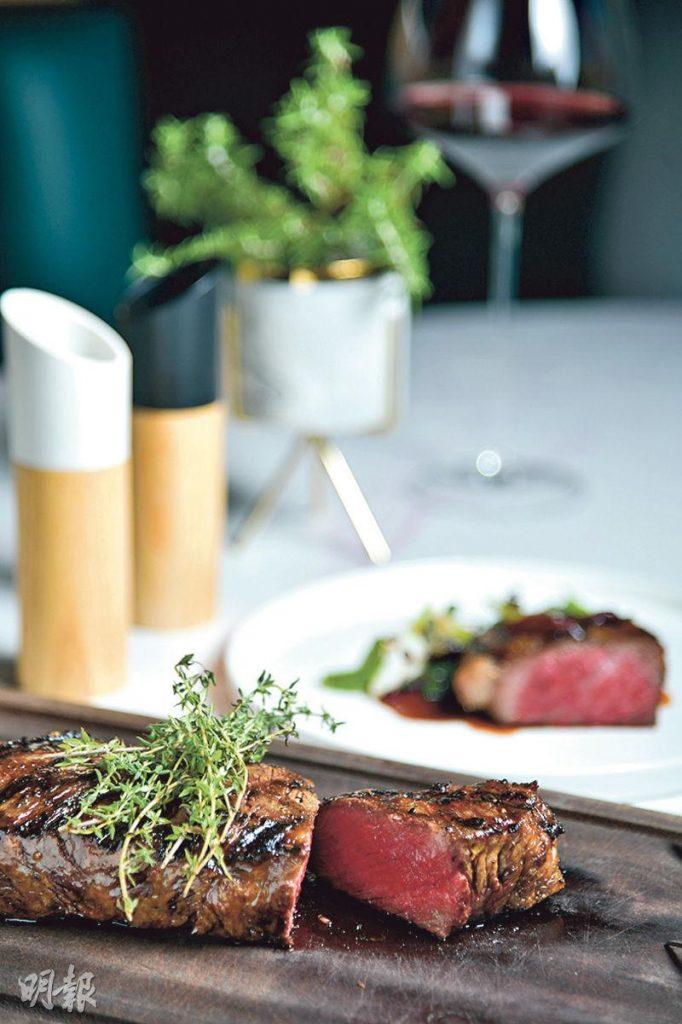銅鑼灣鬧市酒店天台酒吧 遠離繁囂 賞維園靚景 嘆法式海鮮烤和牛