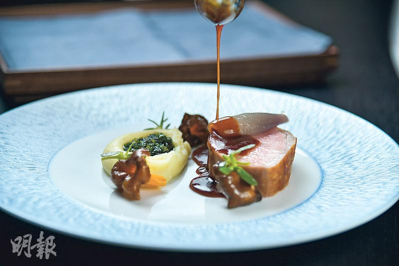 法式餐廳Ami進駐中環鬧市 森林小屋中歎米芝蓮大廚炮製高質美食