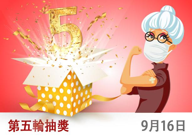 總商會抽獎 總商會抽獎登記 中華總商會 疫苗抽獎