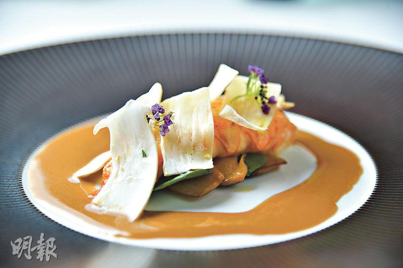 米芝蓮星級廚師新餐廳 意式時令海鮮菜式讓人一試難忘