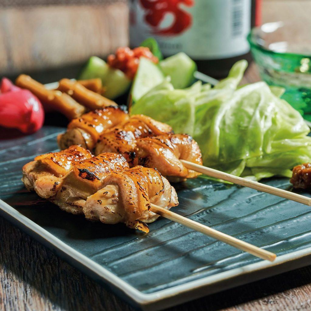 和風木系日本餐廳 hare 晴舍 推清酒體驗旅程 自設炒豆工房製手冲咖啡