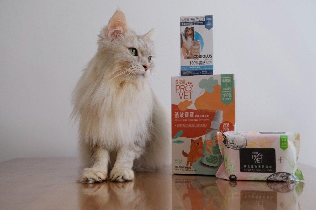 寵物健康|貓狗健康要留意 位您寵推出寵物保健品、專用潔膚用品、CBD零食 全面守護可愛毛孩