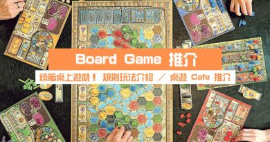 【桌上遊戲推介】5款鬥智鬥力燒腦Board game!適合6-8人/規則玩法介紹/桌遊Cafe推介