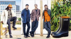 Aigle揉合工作服及可持續發展 山系服裝時裝化 融入都巿生活風格