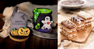 The Cakery 10月份推出全新糕點酥餅 萬聖節曲奇系列 感恩節餡餅 大麻素曲奇 帶來全新體驗
