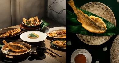 滿福樓匠心打造一系列黃花魚美饌 細味黃花魚細緻口感及地道風味