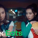 萬聖節2021|Uber Eats X McDonald's 推出第2輪Happy Delivery 於Uber Eats落單2人及4人套餐 即享$30優惠!