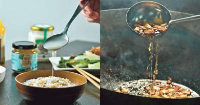 本地自製無添加動物油 豬油撈飯、雞油炒菜香氣四溢 重拾昔日香味