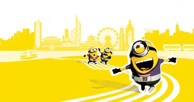 Minions Run 登陸香港 |12月化身Minions 已經開始報名喇